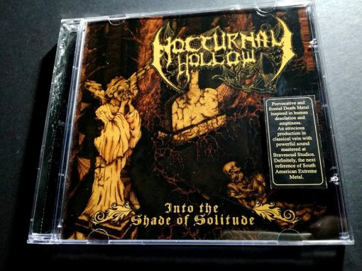 Nocturnal Hollow - Into the Shade of Solitude