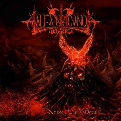 Alfa Eridano Akhernar - Aztec War Metal