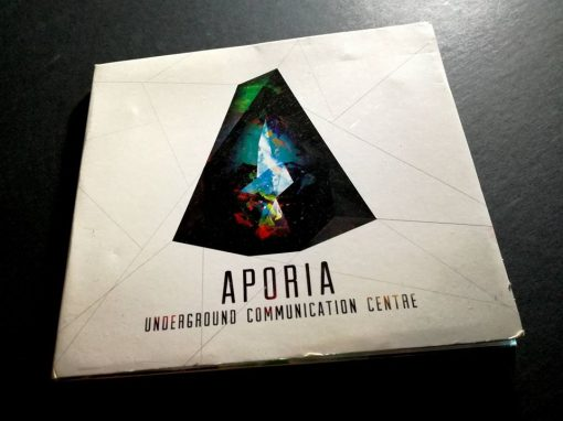 Underground Communication Centre - Aporia