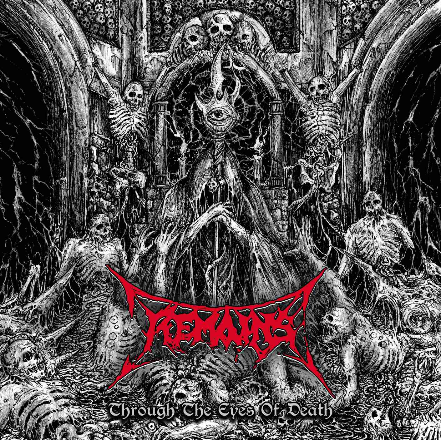 Remains- Through the Eyes of Death