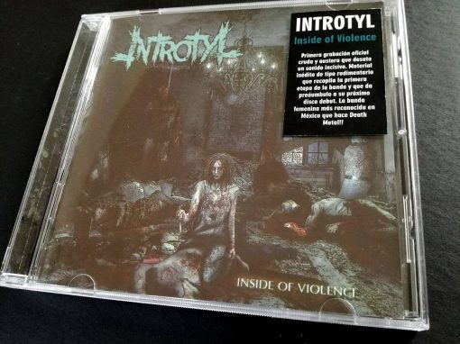 Introtyl - Inside of Violence