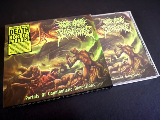 Horror Paradise - Portals Of Cannibalistic Dimension