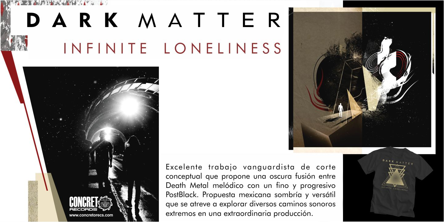 Dark Matter - Infinite Loneliness