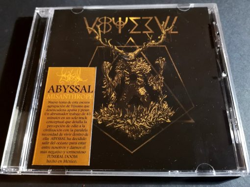 Abyssal - Misanthrope