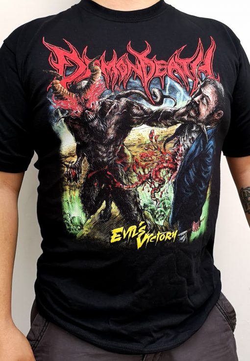 Demondeath - Evil's Victory (Playera)
