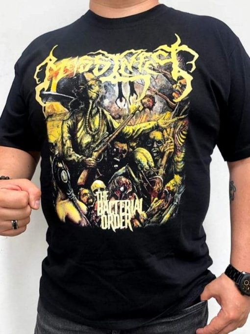 Mass Infect - The Bacterial Order (Playera)