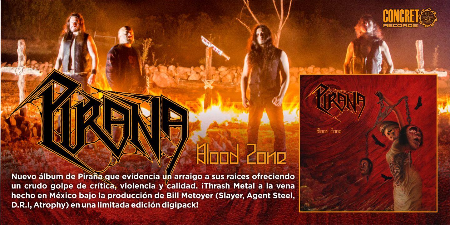 Piraña - Blood Zone