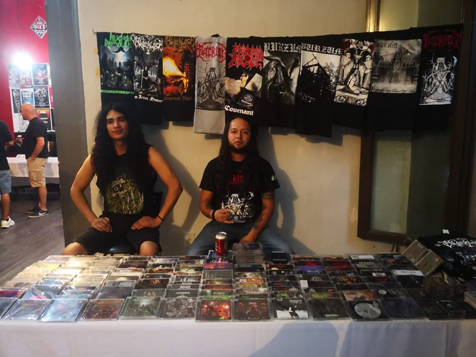 Stand de Ritual Productions