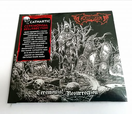 Cathartic - Ceremonial Resurrection