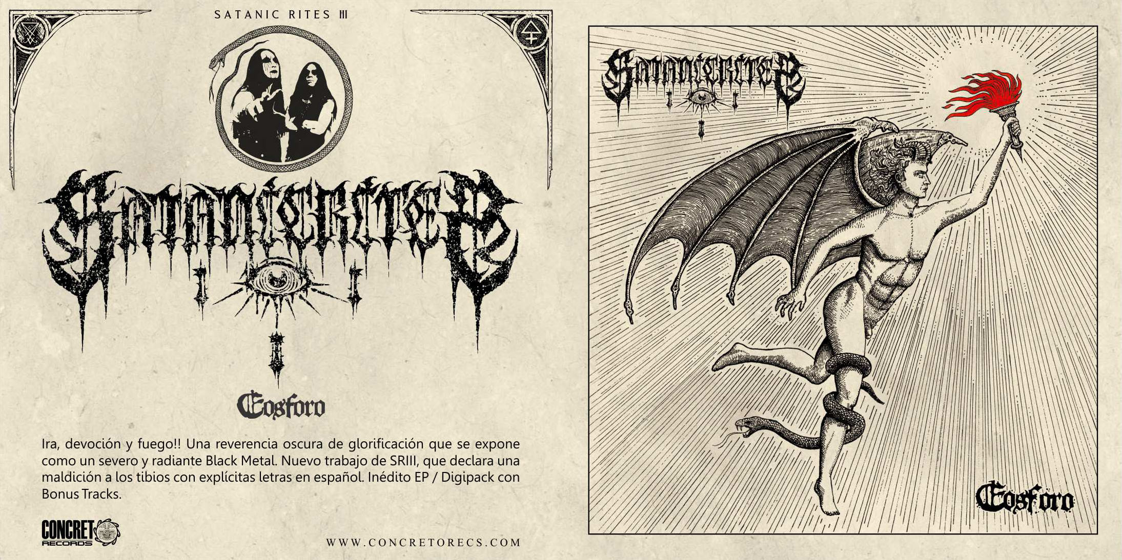 Satanic Rites - Slider
