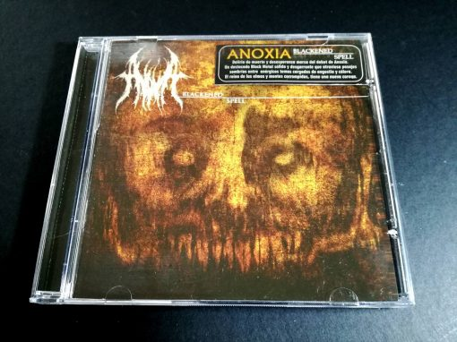 Anoxia - Blackened Spell