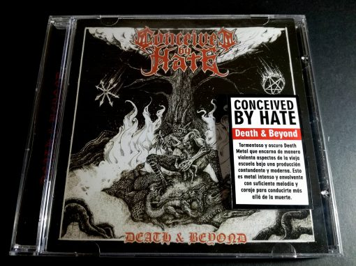 Conceived by Hate - Death & Beyond