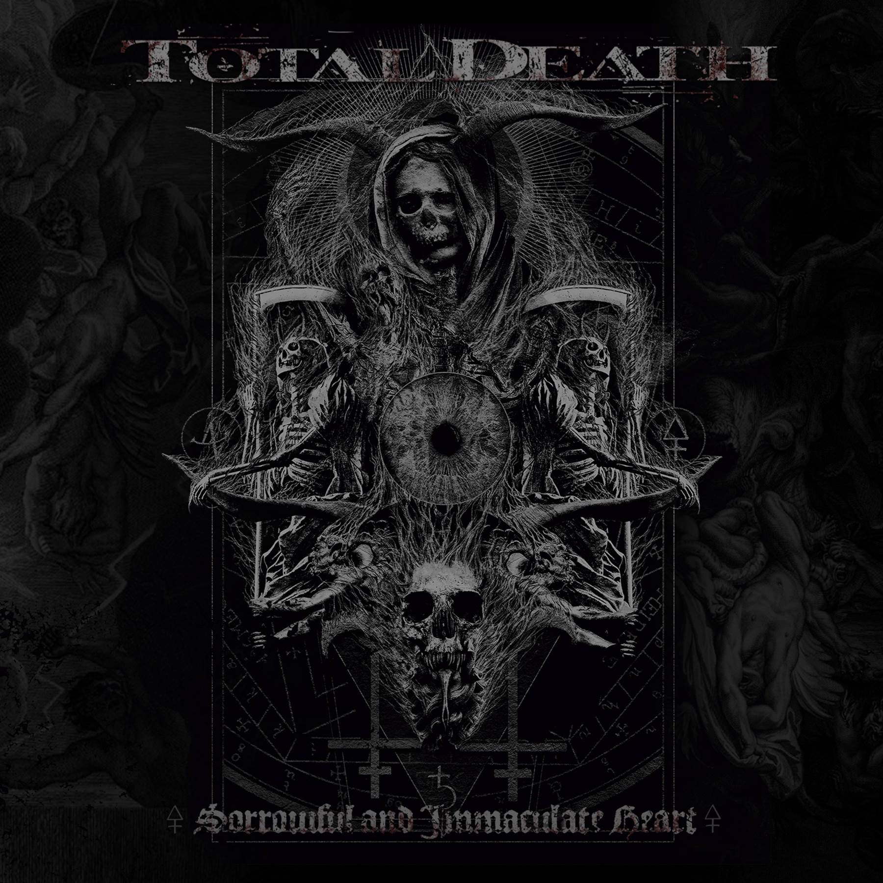 Total Death - Sorrowful and Inmaculate Heart