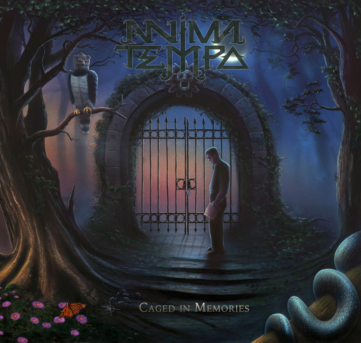 Anima Tempo - Caged in Memories