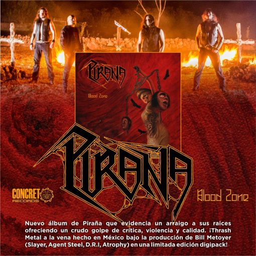 Piraña - Blood Zone