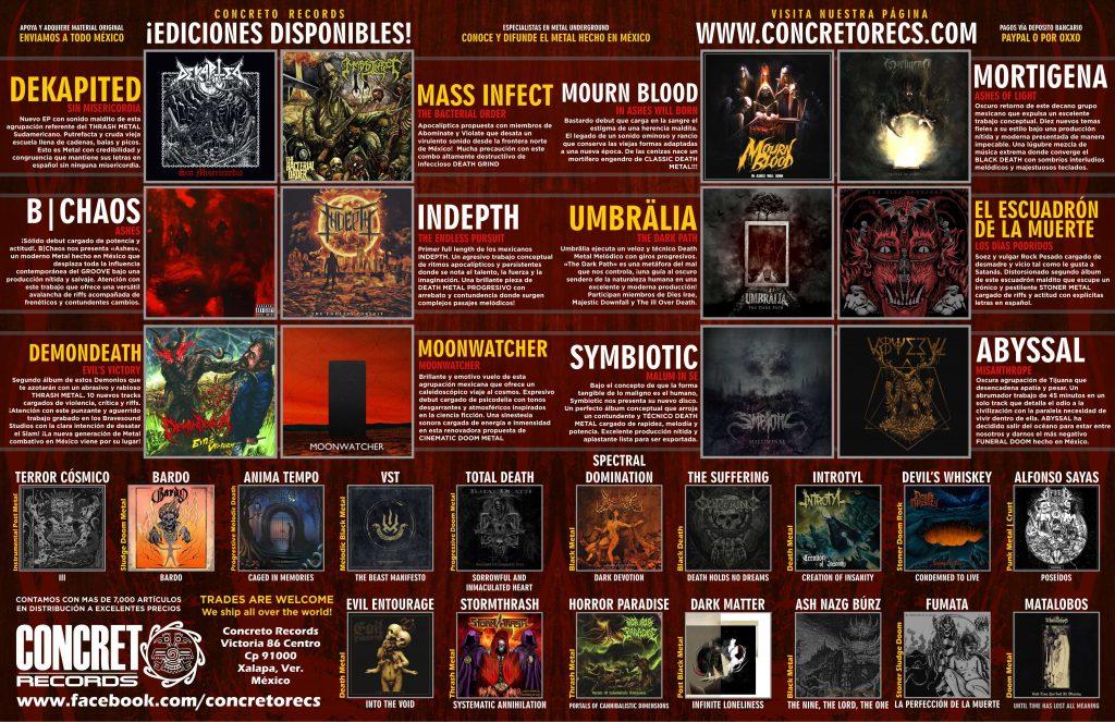 Ediciones de Concreto Records